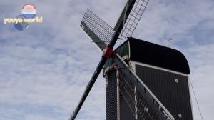ライデンの風車