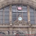 フランクフルト中央駅(ドイツ)