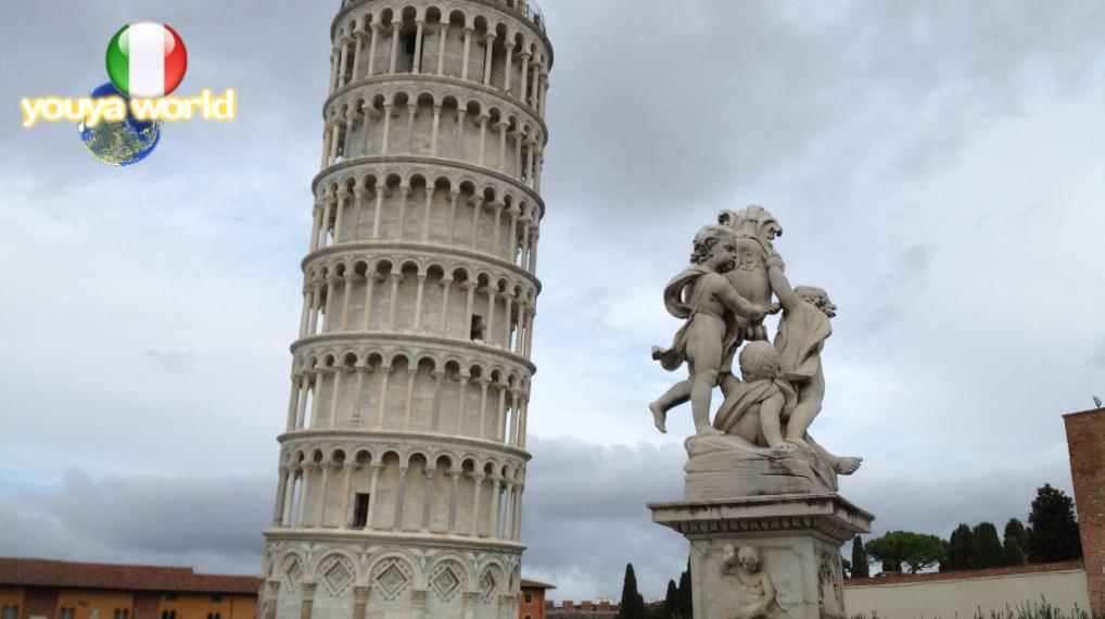 ピサの斜塔(イタリア)