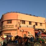 マラケシュ•フナ広場(モロッコ)