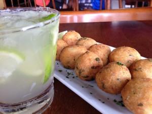 バカリャウとカイピリーニャ(ブラジル料理とお酒)