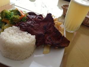 アルパカのお肉(ペルー)