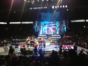 ルチャ•リブレ(メキシコシティー)