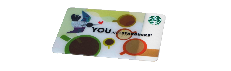 ハミングバード YOU AND STARBUCKS(スターバックスカード)