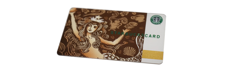 マーメイド スターバックス カード アニバーサリーブレンド
