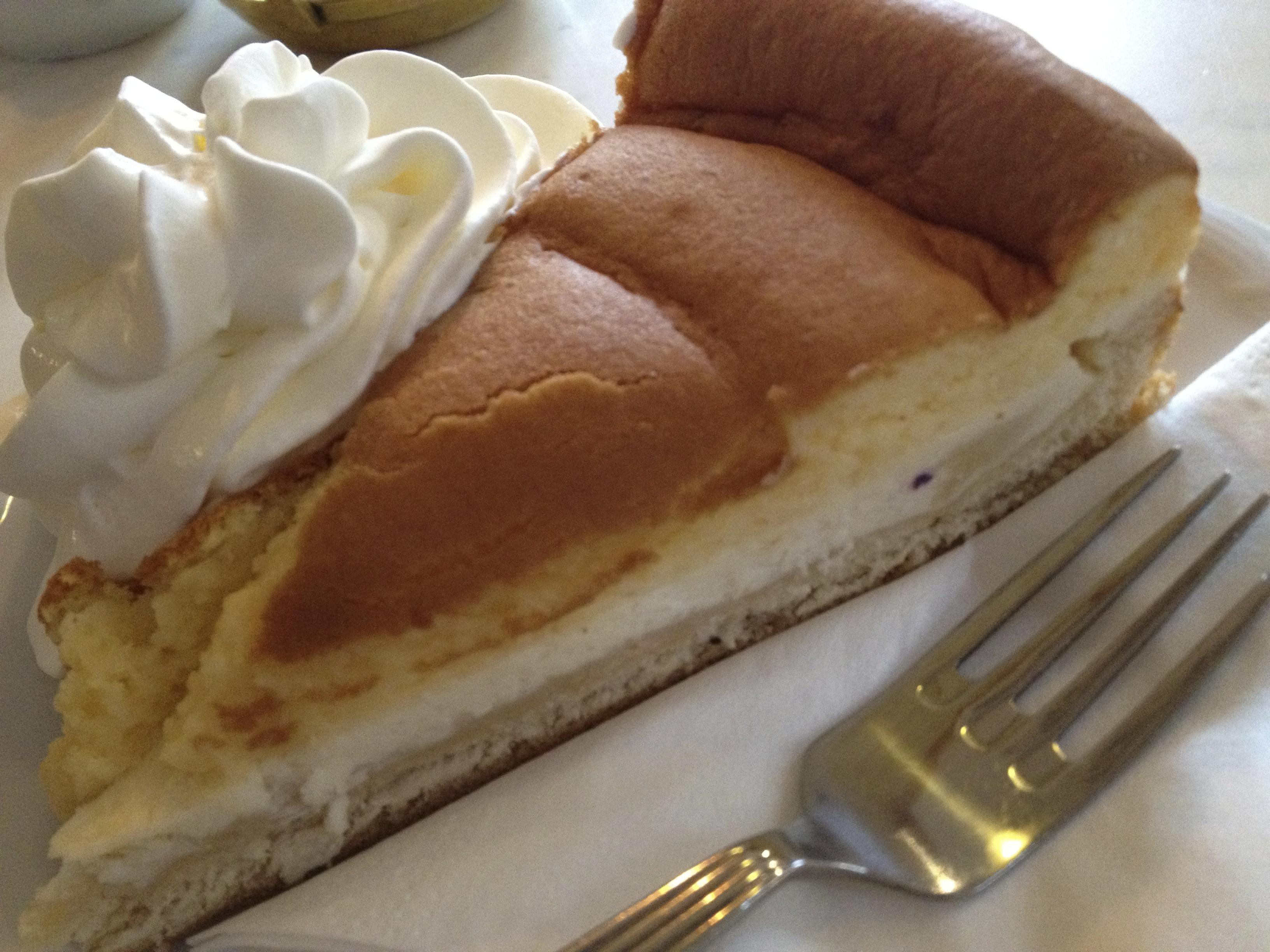 ドレスデンチーズケーキ(ドイツスイーツ)