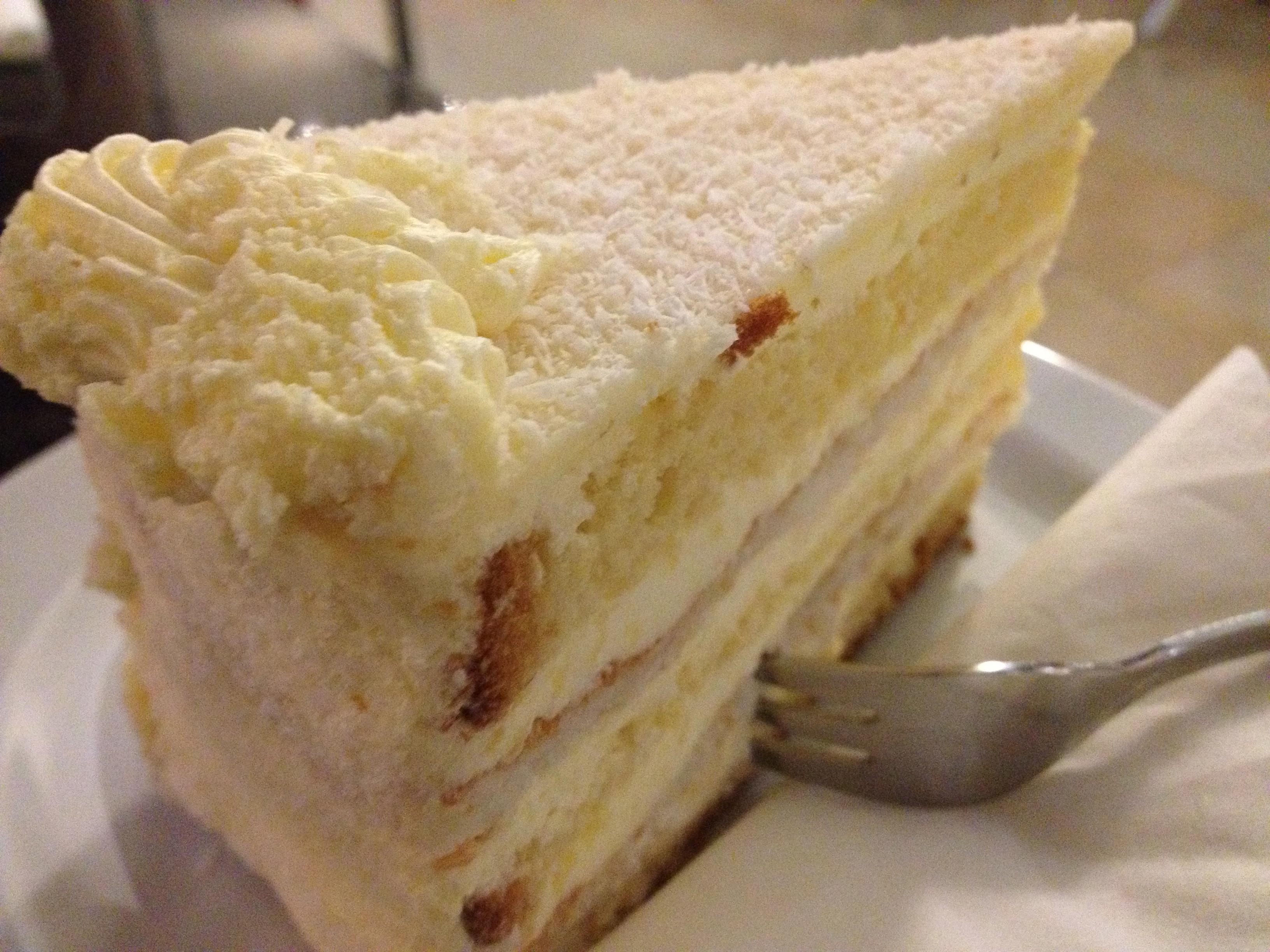 カマンベールチーズケーキ(オーストリアスイーツ)