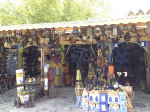 雑貨店(モロッコ)
