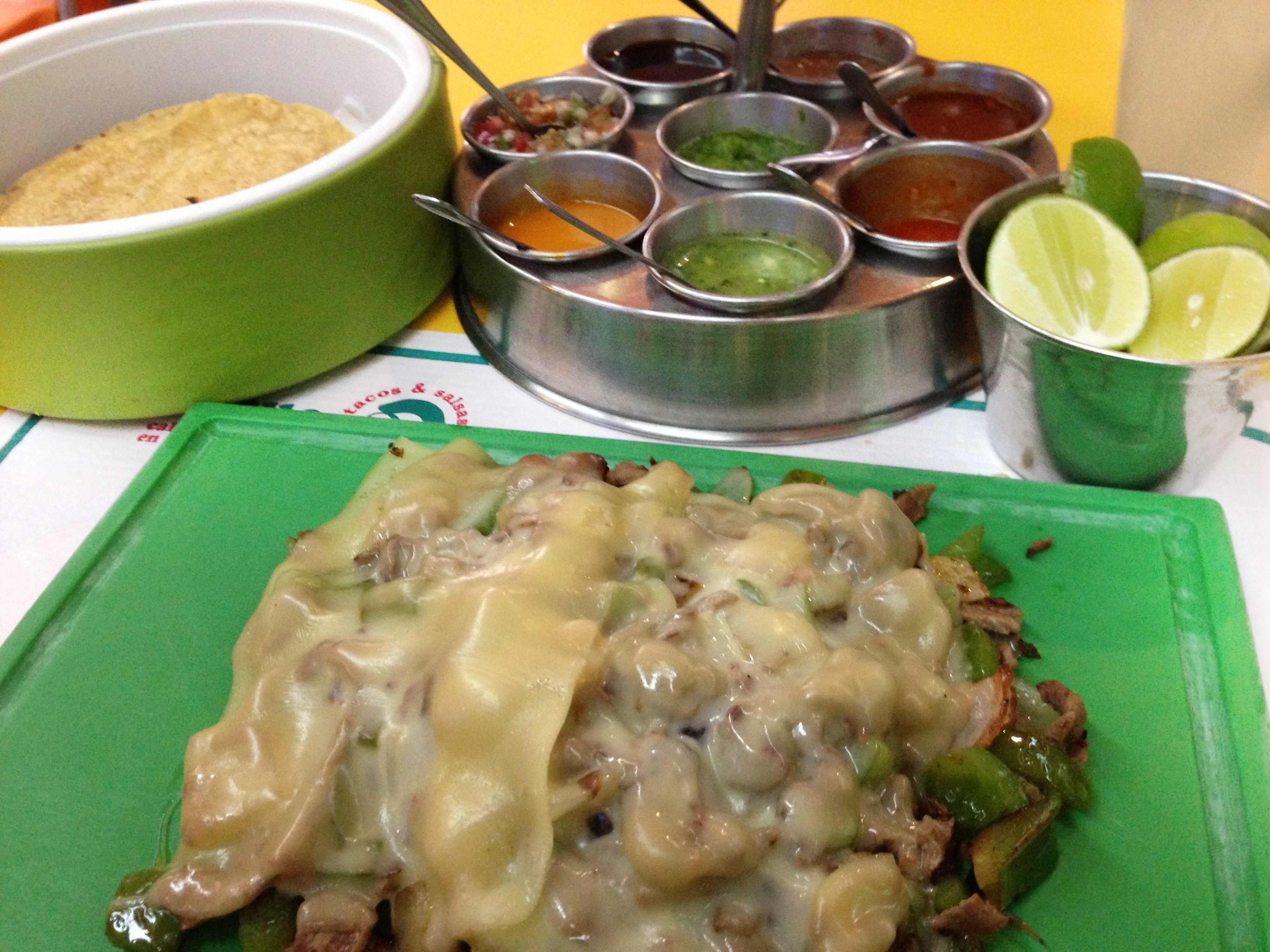 アランブルス(メキシコ料理)