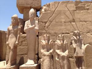 カルナック神殿(エジプト)