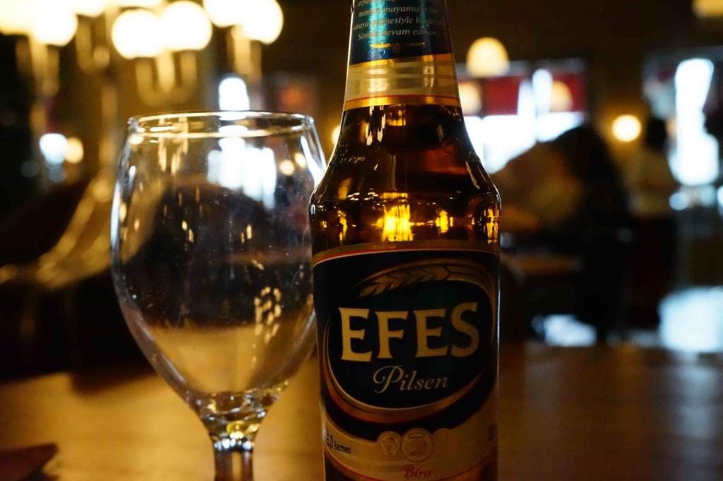 EFES BEER エフェスビール(トルコ)