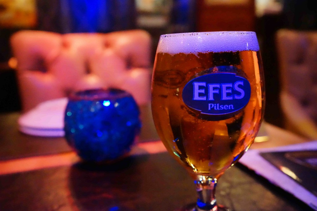 EFES BEER エフェスビールHIPPOROME ヒポドローム