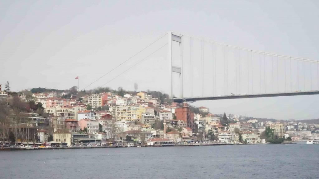 ファティフ・メフメット大橋(Fatih Sultan Mehmet Bridge)