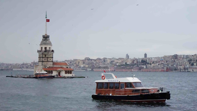 乙女の塔(イスタンブール)