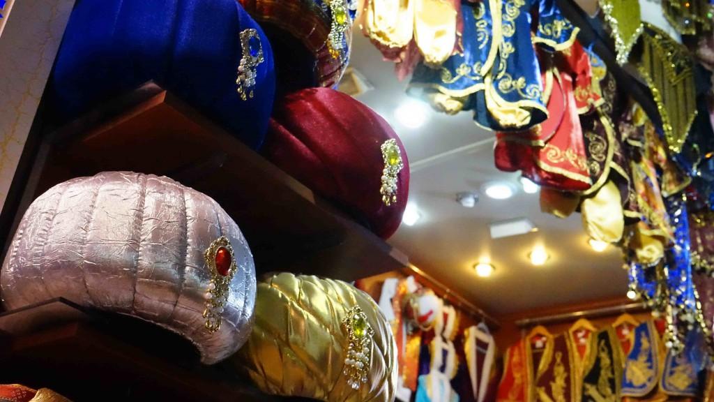 民族衣装(トルコ)