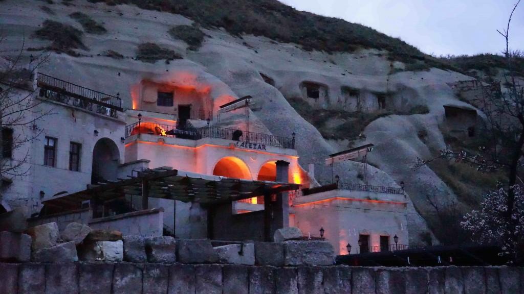 洞窟ホテル カッパドキア