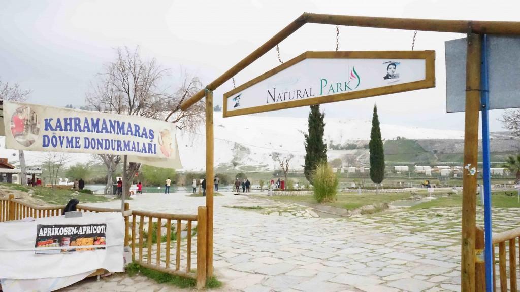 ナチュラルパーク(パムッカレ)