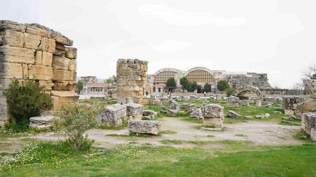 ヒエラポリス(トルコ)