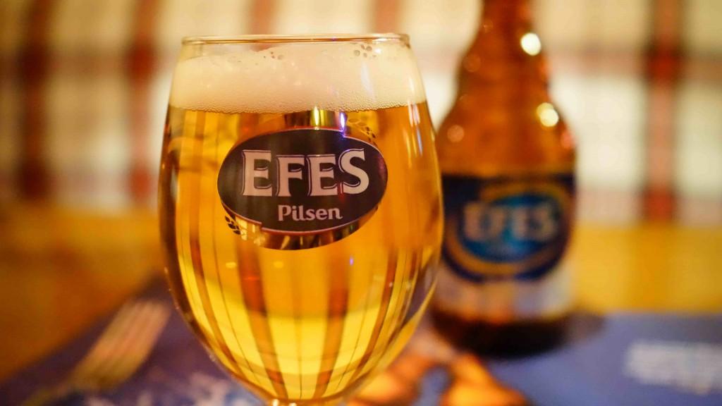 エフェスビール(トルコ)