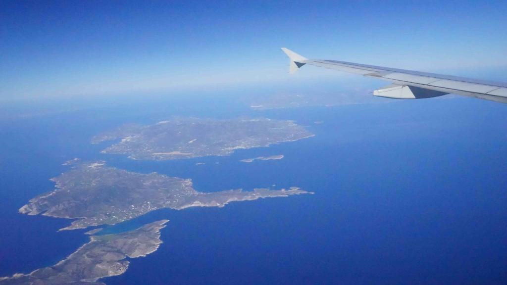 エーゲ海、ギリシャの島々