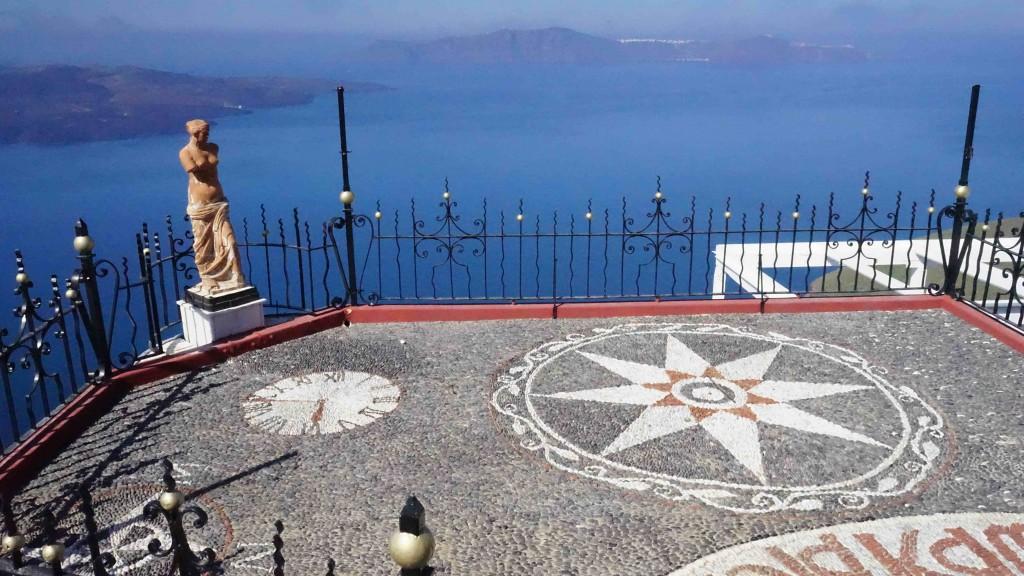 サントリーニ島1(ギリシャ)