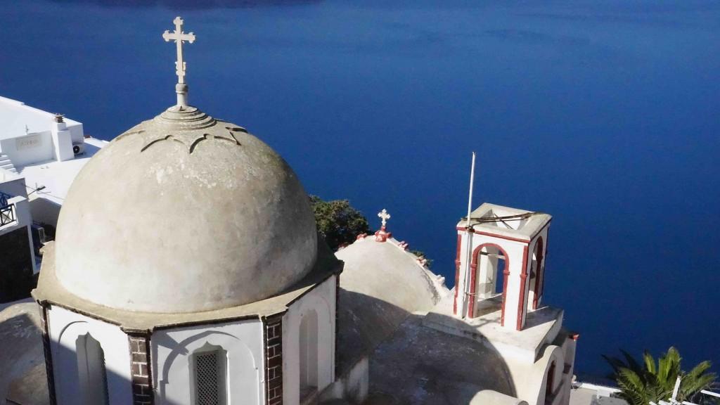 サントリーニ島2(ギリシャ)