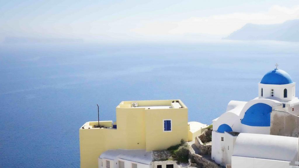 サントリーニ島3(ギリシャ)