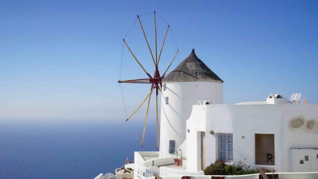 サントリーニ島4(ギリシャ)