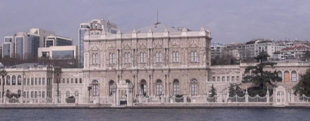 ドルマバフチェ宮殿 (Dolmabahce palace)