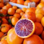 真っ赤なシチリアンオレンジ(イタリア)