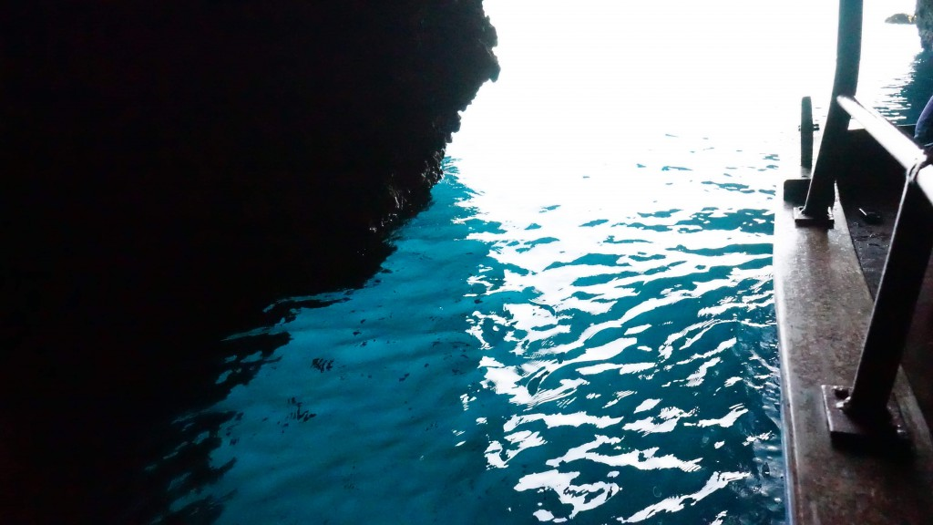 青の洞窟(タオルミーナ)