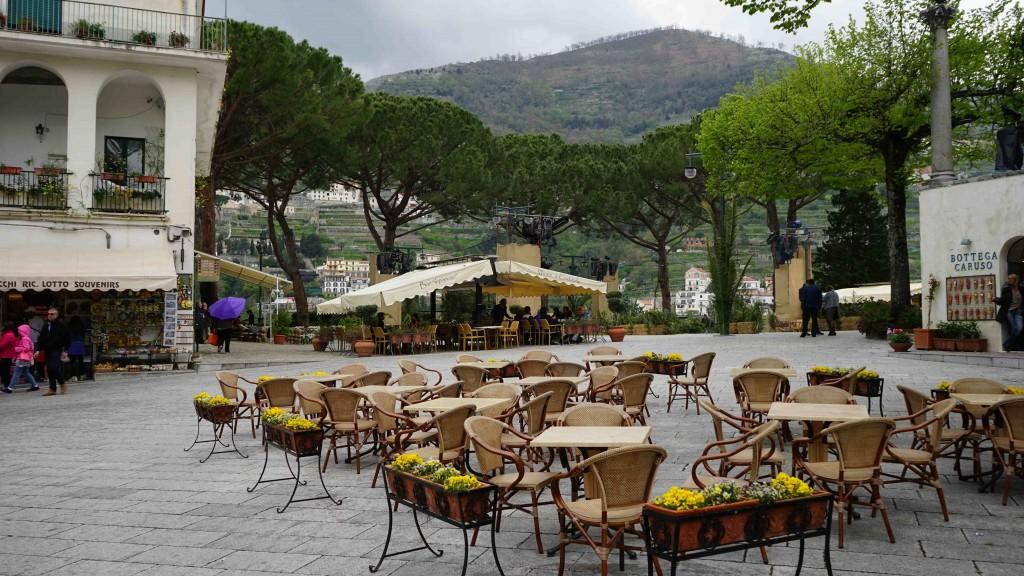 ラベッロの風景(イタリア)