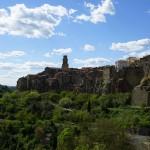 ピティリアーノの景色(イタリア)