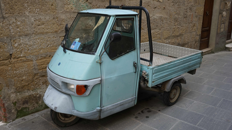 3輪車(ピティリアーノ)