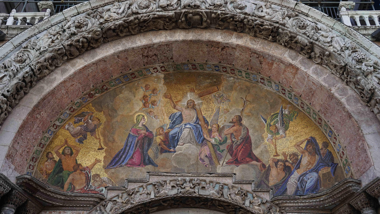 サンマルコ寺院(イタリア)