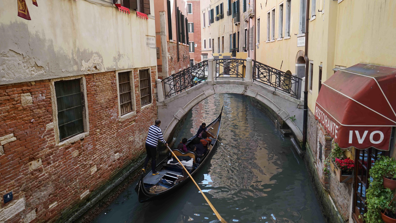 ヴェネツィアの風景(イタリア)
