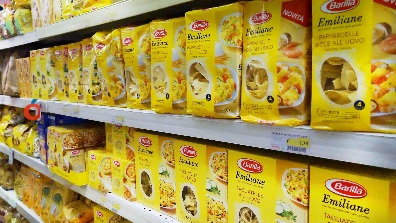 Barilla バリラ(イタリア最大の食品会社)