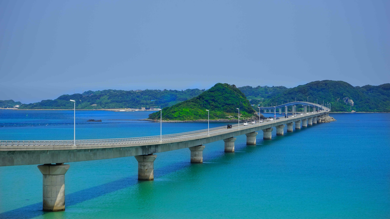 角島大橋(山口県)
