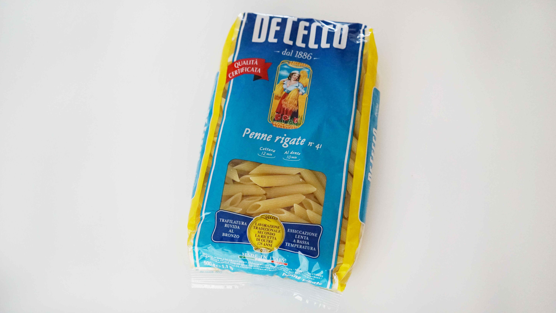 ペンネリガッテ De Cecco ディ・チェコの乾燥パスタ