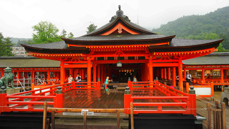 厳島神社・メイン