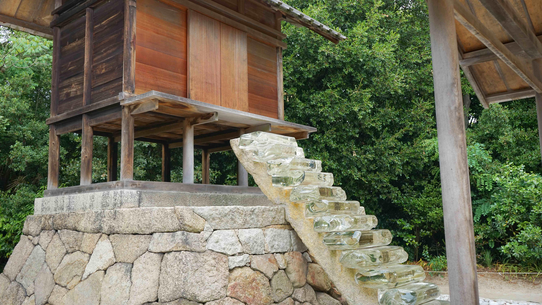 護王神社 家プロジェクト 直島